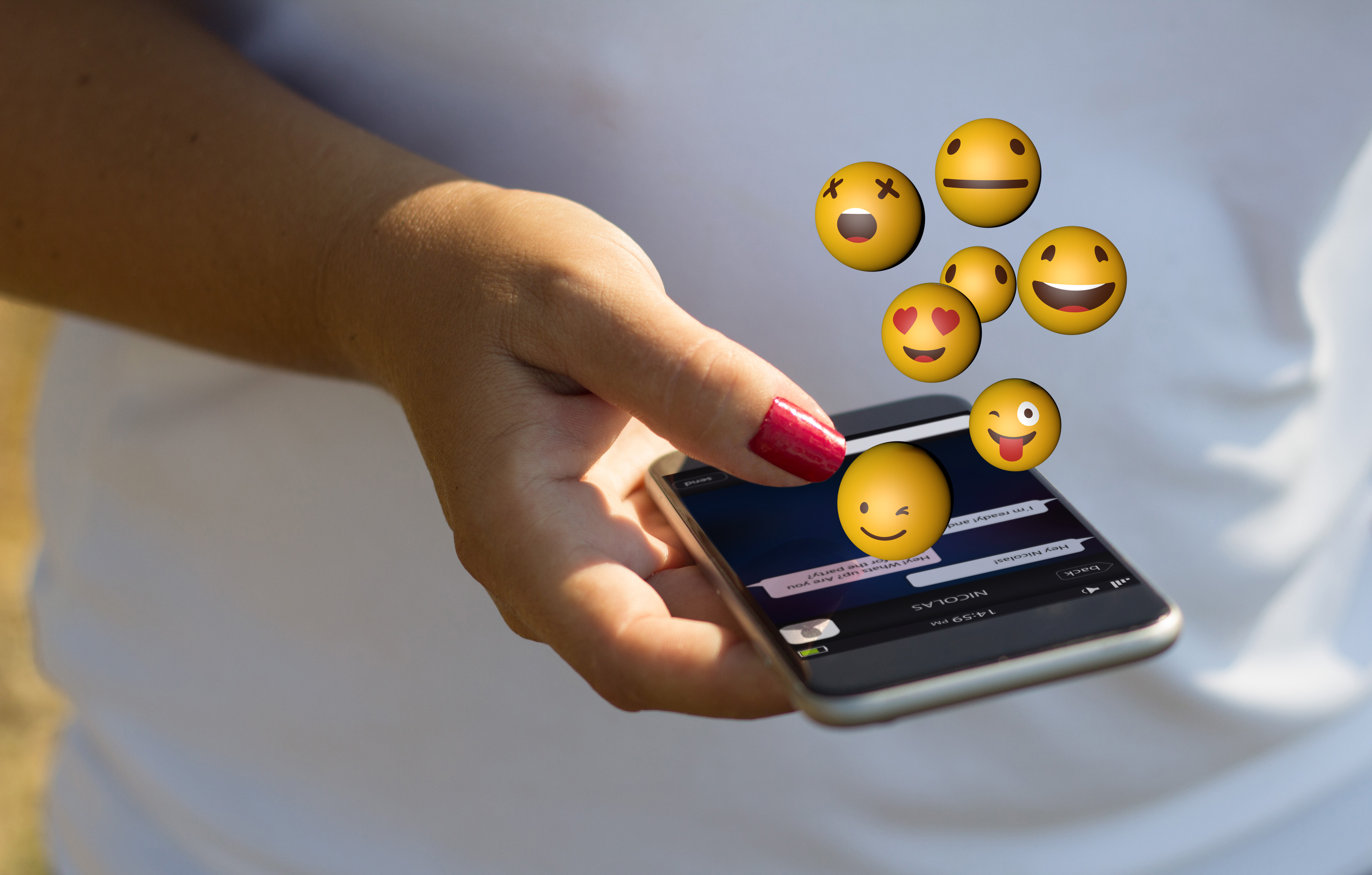 Emotions: A Little More Than Emojis