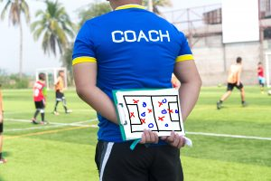 Significance of coaching soccer