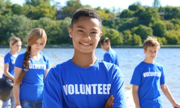 Inspiring teenagers to care for the environment