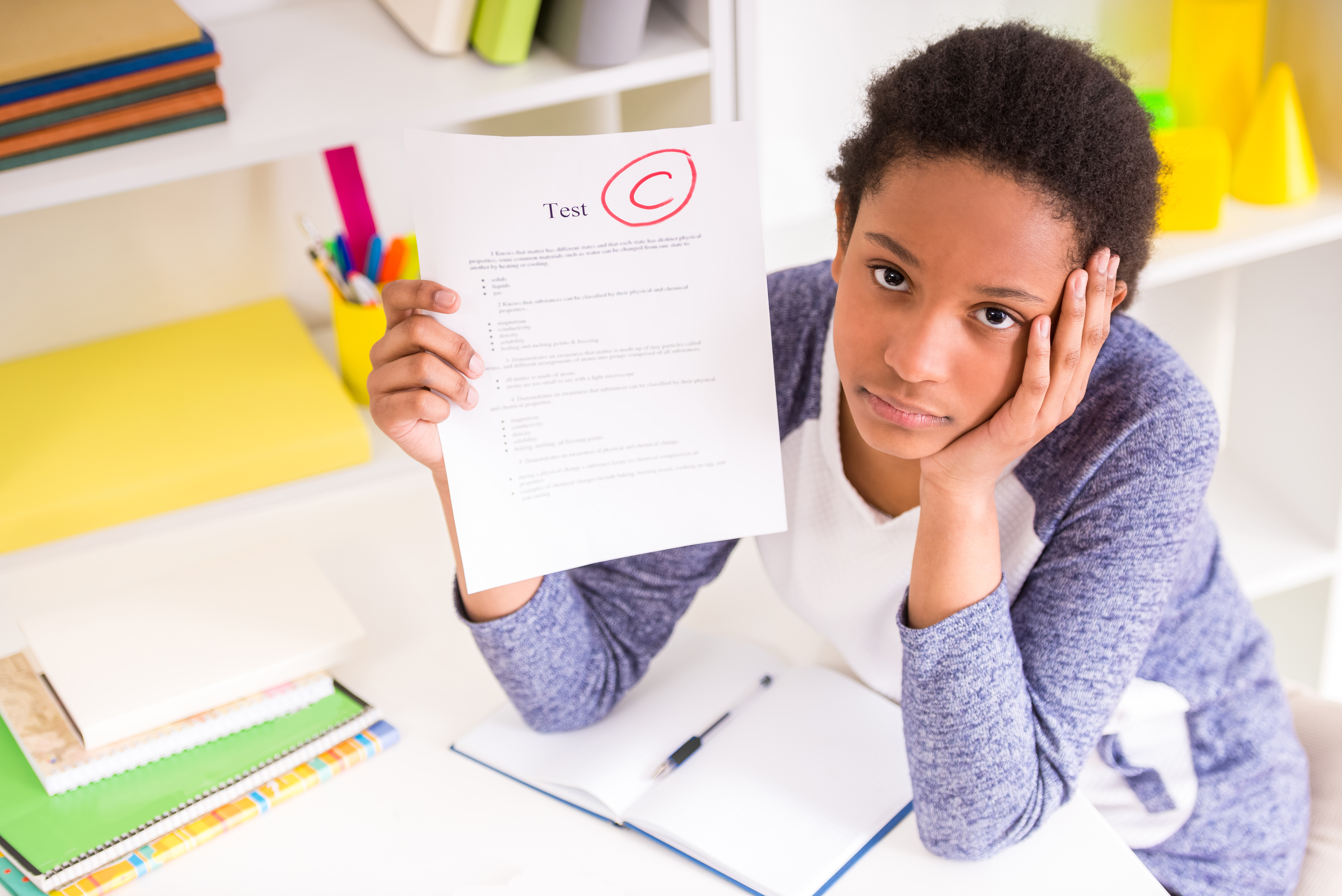 WHY TEENAGERS ARE WORTH MORE THAN THEIR SCHOOL REPORT