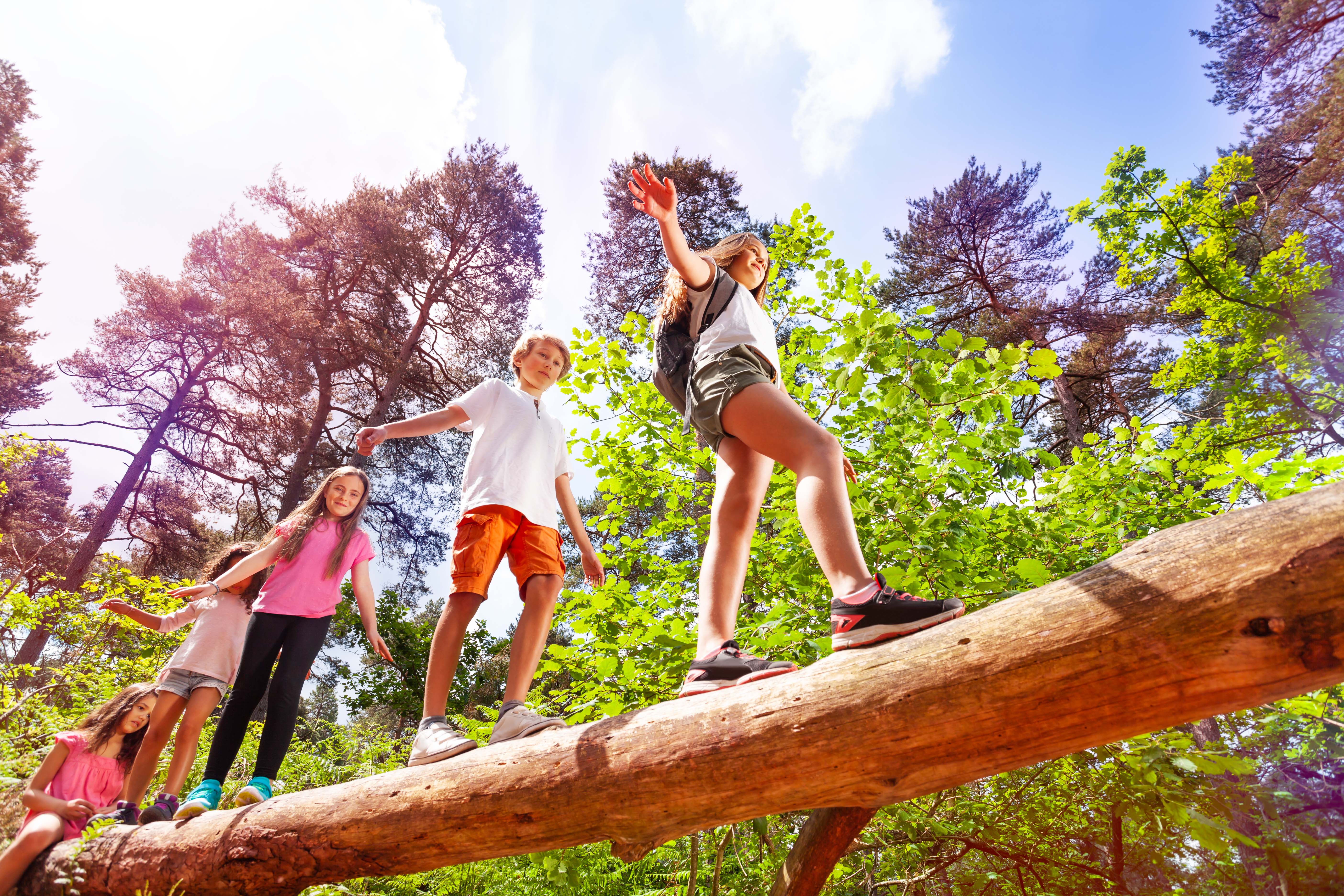 IS THERE STILL VALUE IN CAMPING FOR YOUNG PEOPLE?
