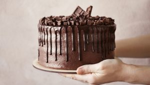 surrender your cake