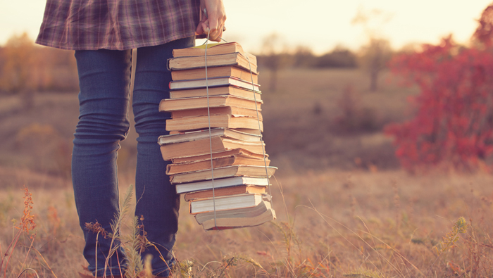 Top 5 recommended books for teenagers