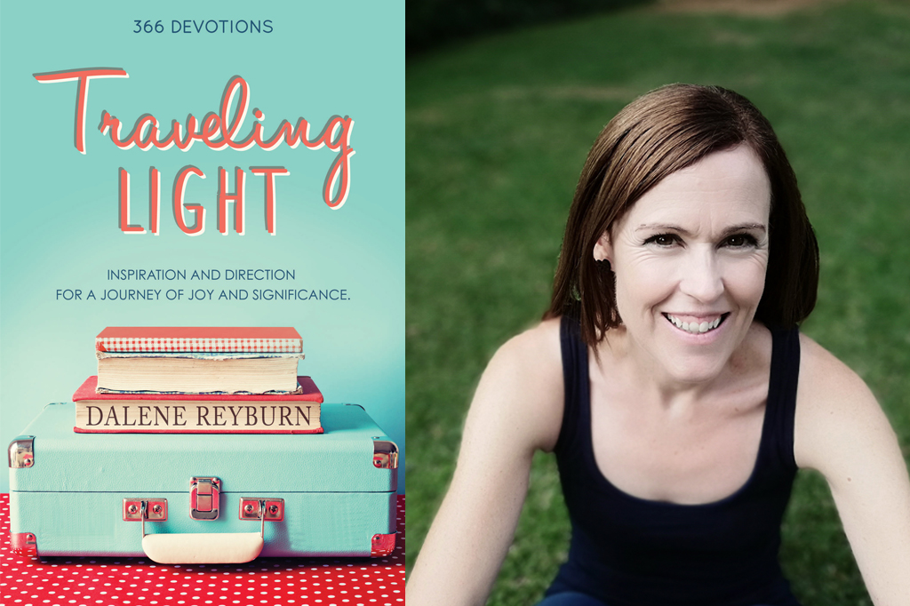 Dalene Reyburn on Traveling Light