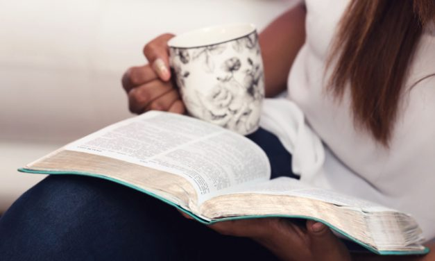 Bible reading: The most important thing you can do today