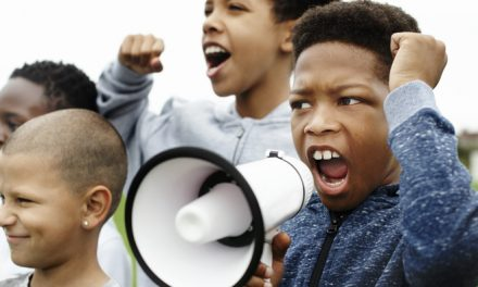 Teaching our children to be agents of justice